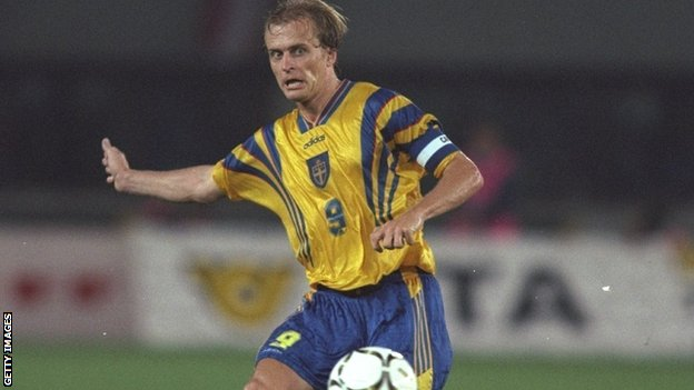 England delusional – ex-Sweden captain Jonas Thern