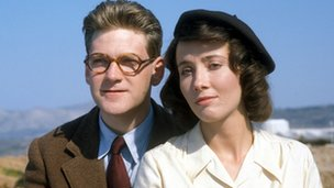 Kenneth Branagh and Emma Thompson in Fortunes of War