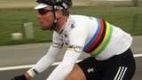 Great Britain Olympic cyclist Mark Cavendish