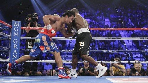 Manny Pacquiao match