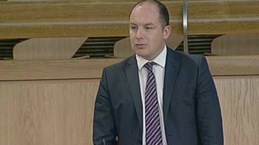 Scottish Labour MSP John Park