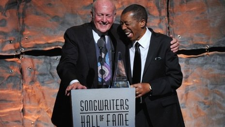 Ben E. King and Mike Stoller