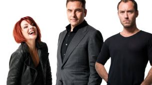 Sheridan Smith, David Walliams, Jude Law