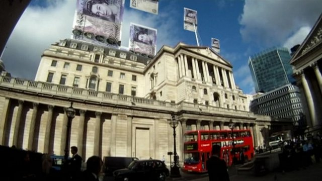 Bank of England graphic
