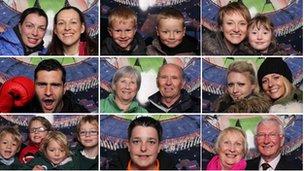 Alnwick photo montage