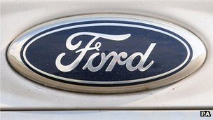 Logo Ford