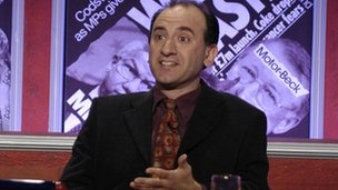 Armando Iannucci