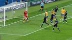 Olof Melberg scores again