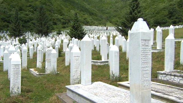 Gorazde, Bosnia