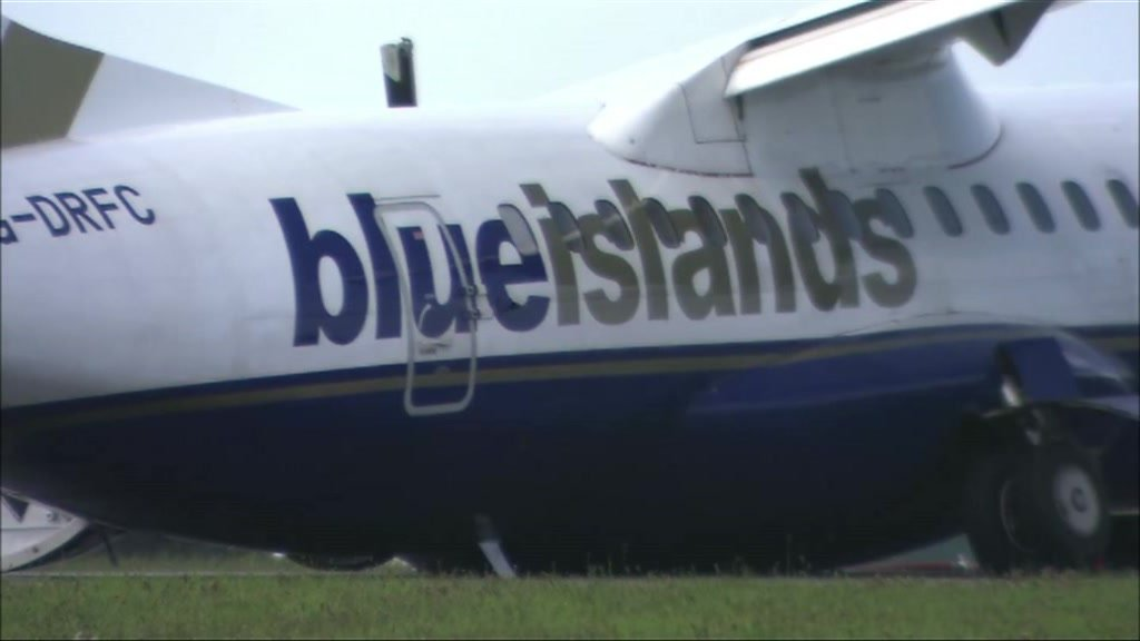 Blue Islands plane crash, Jersey, 16 June 2012