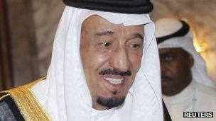 Prince Salman bin Abdul Aziz Al Saud (14 May 2012)
