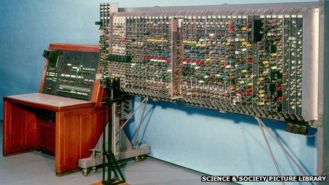 Pilot Ace computer