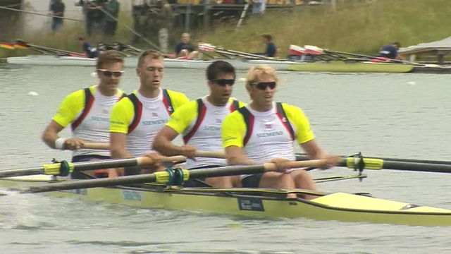 GB Men's four