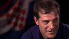 Croatia coach Slaven Bilic