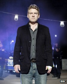 Kenneth Branagh in Wallander