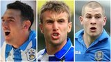 Gary Roberts, Andy Williams and James Collins