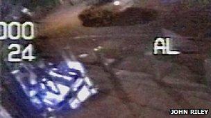 Omar Beguit CCTV