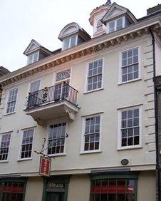Cupola House, Bury St Edmunds