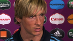 Spain's Fernando Torres