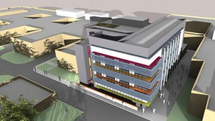 Plan for heart research centre in Leicester