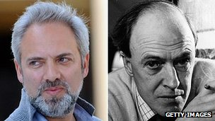 Sam Mendes and Roald Dahl