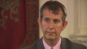 Edwin Poots