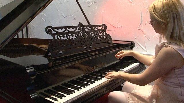 Pianist Valentina Lisitsa