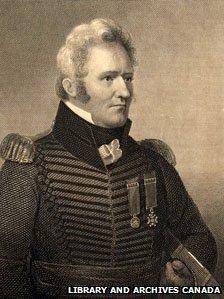 Lt Col Charles De Salaberry