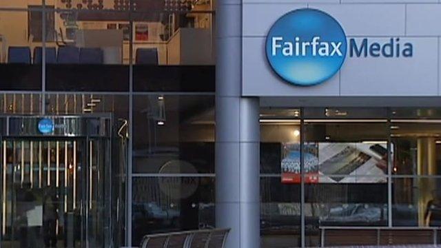 Fairfax Media offices
