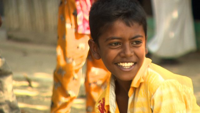 Meet Oli, who campaigns against child marriage in his native Bangladesh