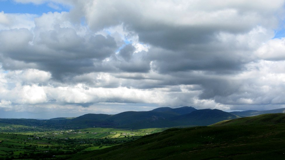 BBC News - In pictures: Northern Ireland's 'summer' weather  Ireland