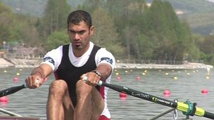 Haider Rashid's Last chance to qualify for the London 2012 Olympic games