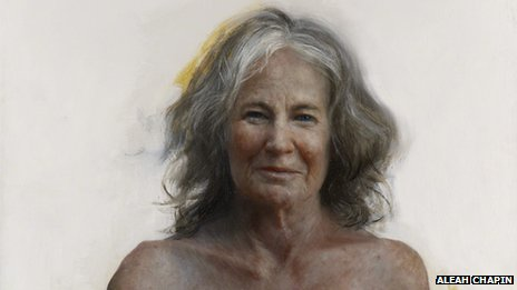 Judges say Aleah Chapin's nude portrait of a family friend is a ...