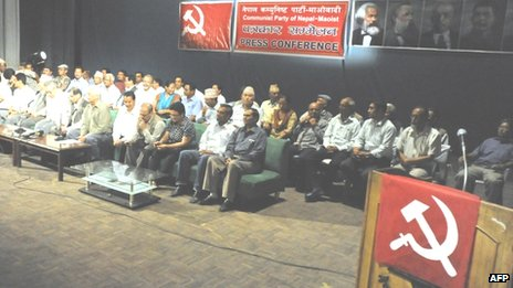 Nepal Maoists: Faction breaks away from governing party