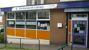Kimberworth library