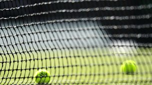 At its peak Wimbledon's website receives 50 million hits a day