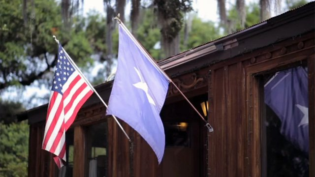 Flags of St Francisville