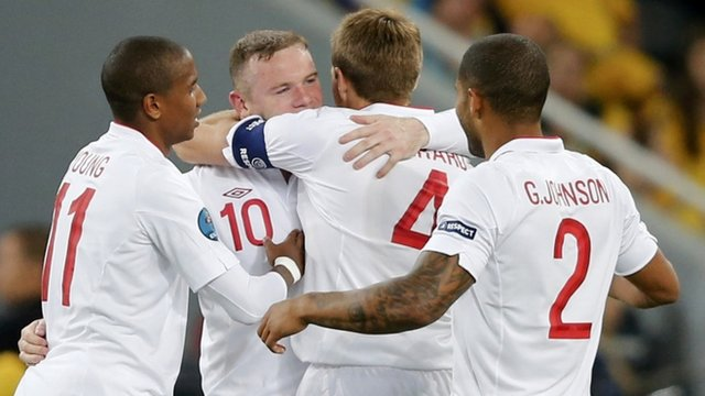 England Through To The Quarter Finals !