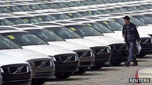 Cars, Chonqqing