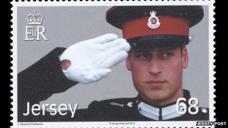 Duke of Cambridge stamp