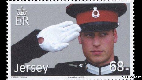 Duke of Cambridge stamp