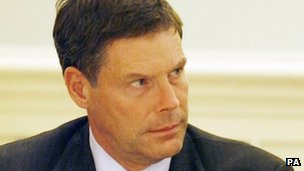 Hector Sants, outgoing FSA chief executive
