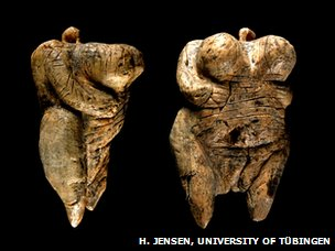 The Venus of Schelklingen,  also known as the Venus of Hohle Fels