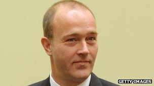 Gerhard Gribkowsky former BayernLB banker