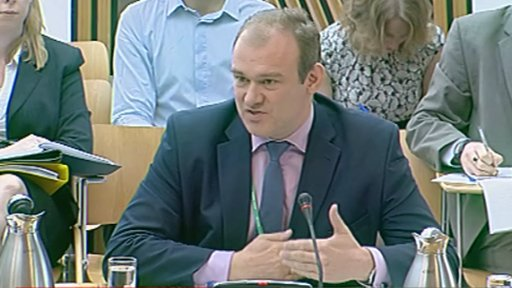 UK Energy Secretary Ed Davey