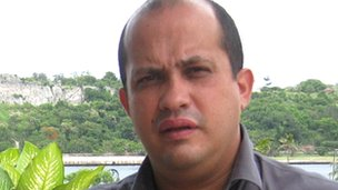 Miguel Angel Morales