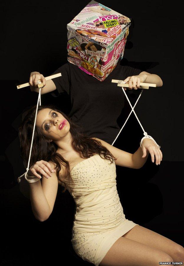 Model marionette