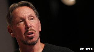 Larry Ellison, Redwood City, California 6 June 2012