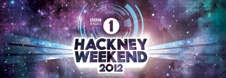 Hackney Weekend logo