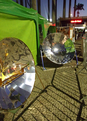 Solar reflectors